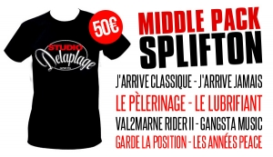 [NOUVEAU] MIDDLE PACK SPLIFTON !